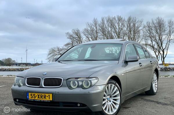 BMW 7-serie 730d Executive, 19 inch , xenon !!