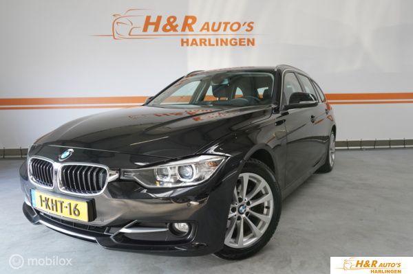 BMW 3-serie Touring 316i High Executive, cruise control, xenon