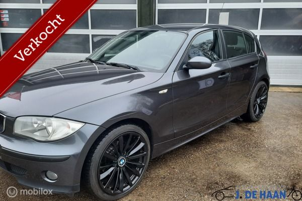 BMW 1-serie 116i Executive 5 deurs