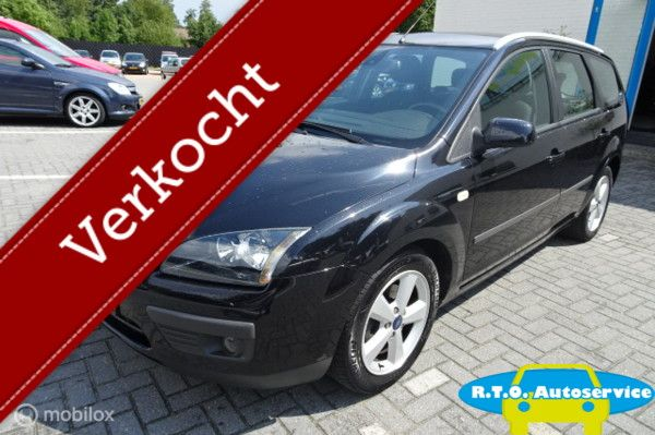 Ford Focus Wagon 1.6-16V Ambiente INRUIL KOOPJE !!