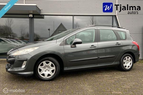 Peugeot 308 SW 1.6 HDiF Blue Lease 100% dealer onderh Navi