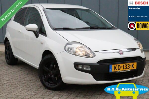 Fiat Punto Evo 1.2 Pop 91000 KM NETTE AUTO !!