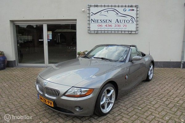 BMW Z4 e85 Roadster 3.0i S SMG/Navi/Executive