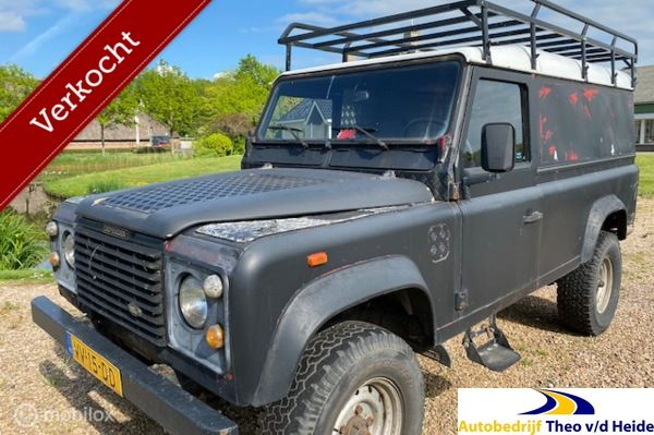 Land Rover Defender 2.5 Tdi 110