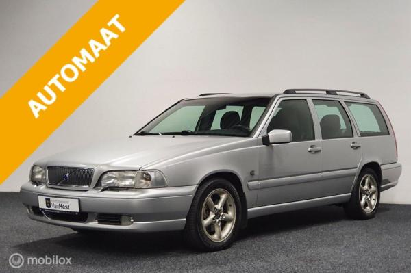 Volvo V70 2.4 automaat youngtimer btw auto
