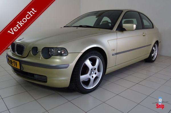 BMW 3-serie Compact 325ti Executive Xenon + Clima + Cruise