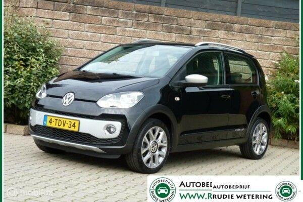 Volkswagen Up! - Cross 1.0 75PK BMT Nav/Tel/cruisecontrol/pdc/lmv16