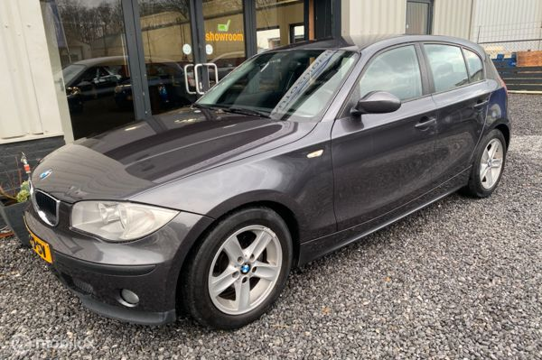 BMW 1-serie 116i Executive Nwe APK