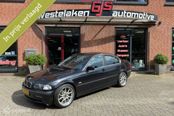 BMW 3-serie 320i Executive youngtimer