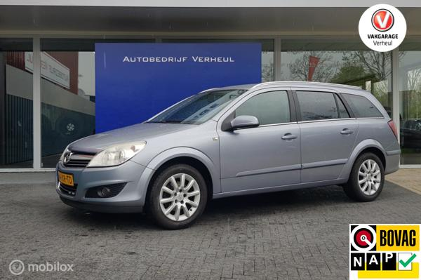 Opel Astra Wagon 1.6 Executive Airco Trekhaak Cruise Nap Boekjes