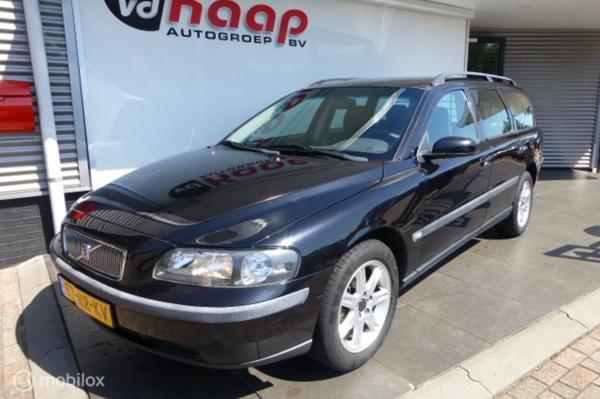 Volvo V70 2.4 Bi-Fuel Ed. I