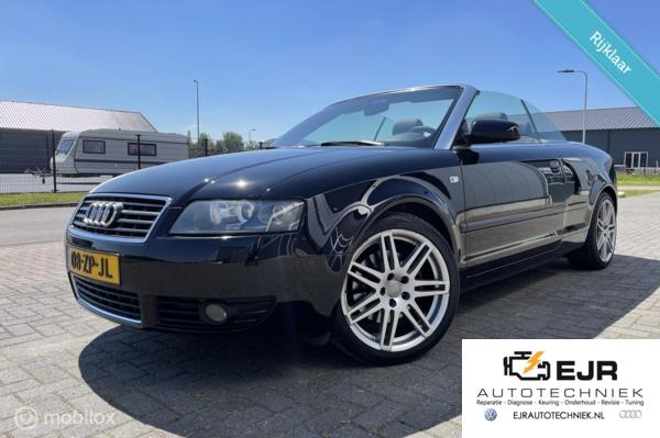 Audi A4 Cabriolet 1.8 Turbo MOOIE NETTE YOUNG TIMER/143.000KM!!