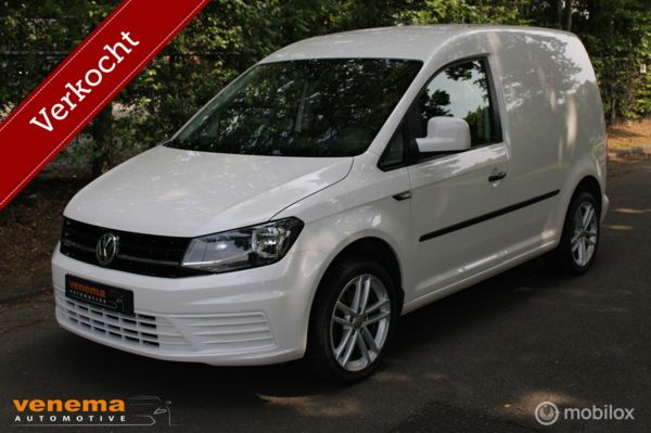 Verkocht!! Schitterende Vw Caddy *Highline *Leder *Full Navi >BTW Auto<