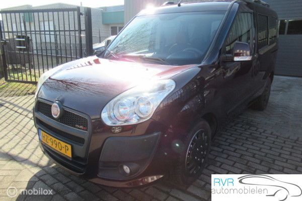 Fiat Doblo 1.3 MultiJet Active AIRCO / CRUISE / 5 PERS