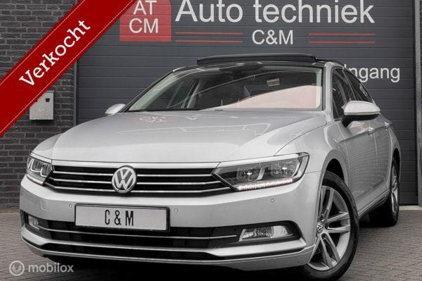 Volkswagen Passat 1.4 TSI ACT Highline/Led/Panorama/Cruise/