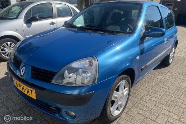 Renault Clio 1.4-16V Dynamique Luxe 162.DKM CRUISE CONTROL