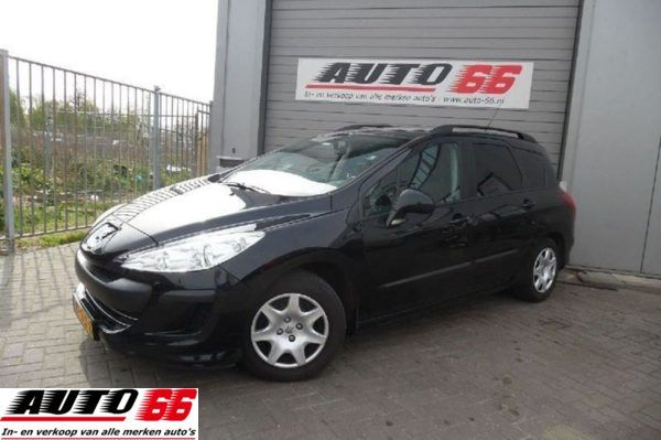 Peugeot 308 - 1.6 HDiF X-Line met Airco Parrot