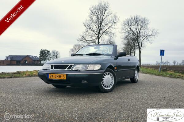 Saab 900 2.0 GLI cabriolet