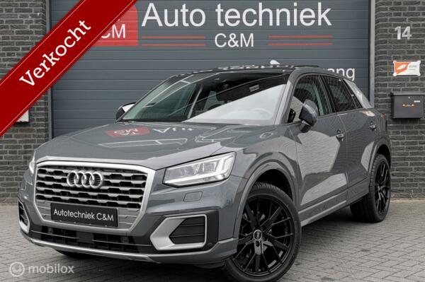 Audi Q2 1.4 TFSI Sport Pro Line/Virtual/Apple/Led/Pano/Acc/