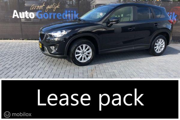 Mazda CX-5 2.0 TS+ Lease Pack Navi,Xenon,pdc 207000 km Bj 12