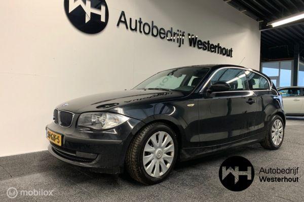 BMW 1-serie 118d Corporate EXPORT ex bpm