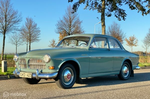 Volvo Amazon 121 B18 Topstaat! 1961