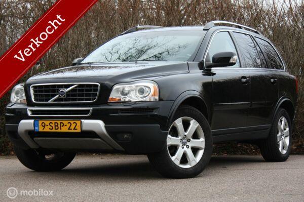 Keurige Volvo XC90 2.4 D5 EURO 5 Aut Kinetic 7-zit/leer/navi