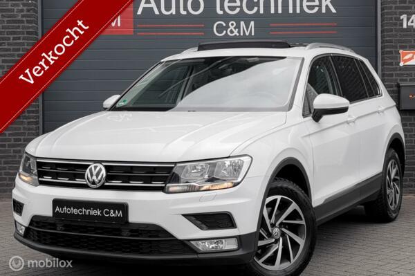 Volkswagen Tiguan 1.4 TSI Sound/Pano/PDC/Acc/Standkachel/Vol