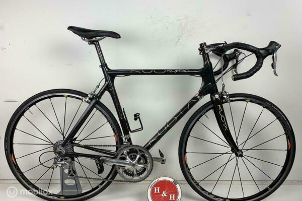 Kuota Korsa, full carbon,  Ultegra, Medium bij H&H fietsen