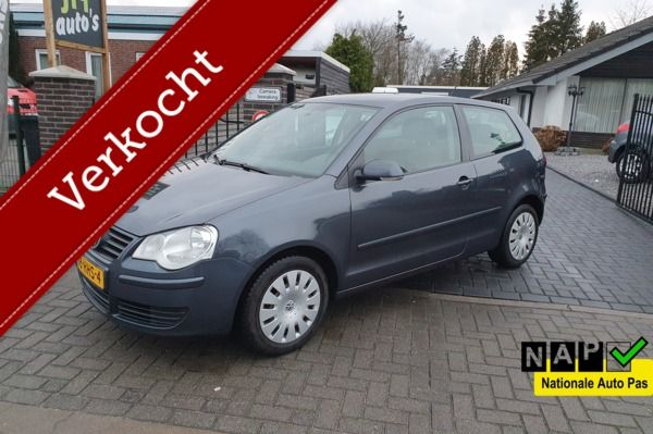 Volkswagen Polo 1.4-16V Comfortline Airco/Cruise (Nw.apk)
