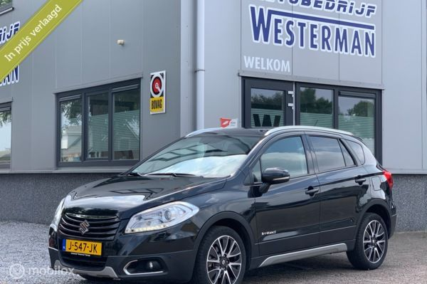 Suzuki SX4 S-Cross 1.6 Exclusive !! 36dkm !! Clima Cruise 17