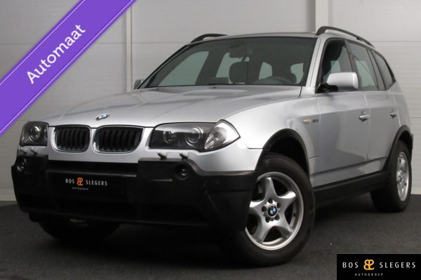 BMW X3 3.0i Executive youngtimer fiscaal voordeel ondernemer