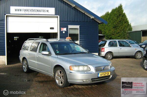 Volvo V70 2.4D Edition II Sport