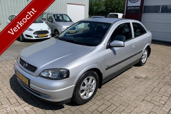 Opel Astra 1.6 Njoy. incl nw apk