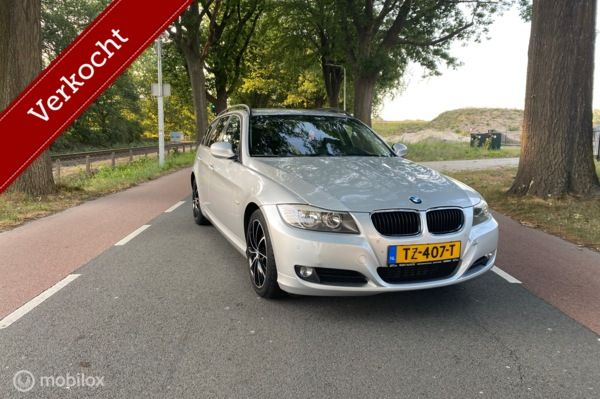 BMW 3-serie 320d 177 PK Business Line ECC/Navi/PDC Facelift