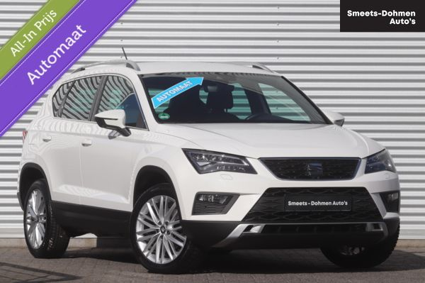 Seat Ateca 1.4 TSI Xcellence 4DRIVE Automaat | ZONDAGS OPEN!