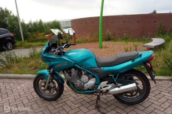 Yamaha Tour XJ 600 S Diversion