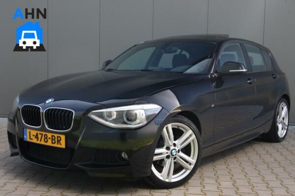 """BMW 1-serie 116i / M-Pakket / 18"""" / Xenon / Open Dak / Navi!"""