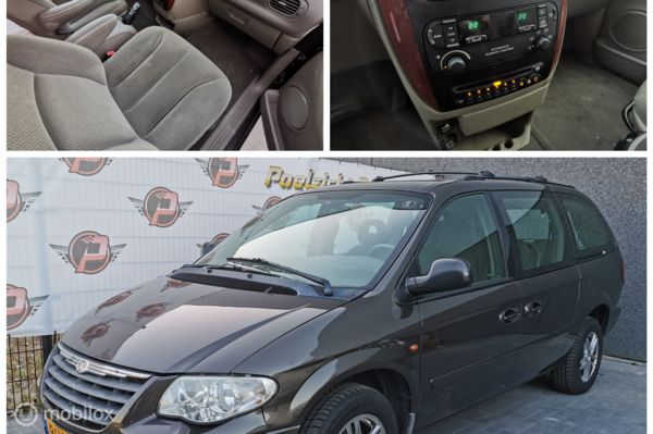 Chrysler Grand Voyager 2.8 CRD SE Luxe