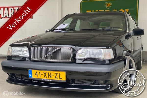 Volvo 850 T-5R | Automaat | Youngtimer | Apk 2-2022 |
