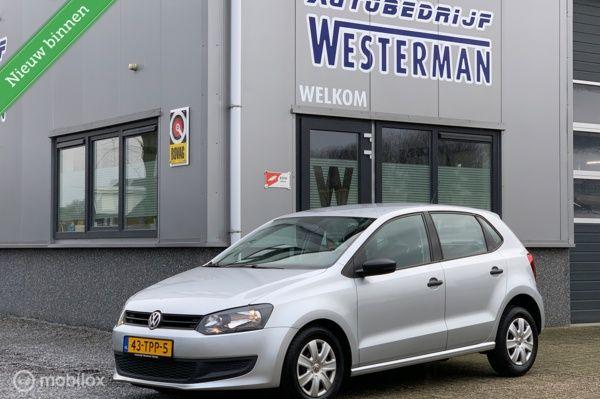 Volkswagen Polo 1.2 Easyline ! 68dkm ! Airco Cv El.ramen etc.