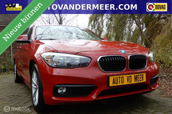 BMW 1-serie 116i Corporate Lease Executive / Cruise Control