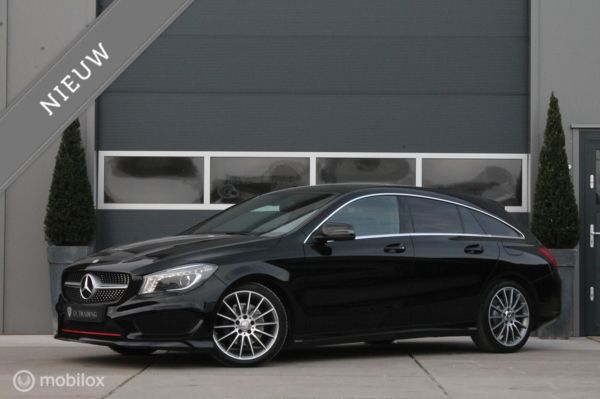 Mercedes CLA-klasse Shooting Brake 200 AMG styling | 1e eig