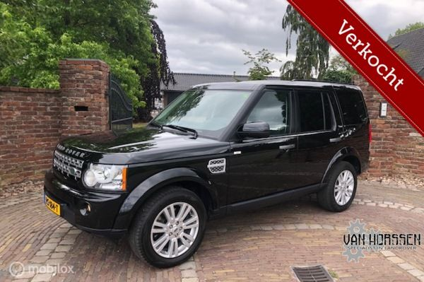 VERKOCHT Land Rover Discovery 4  3.0 SDV6 HSE NIEUWE MOTOR