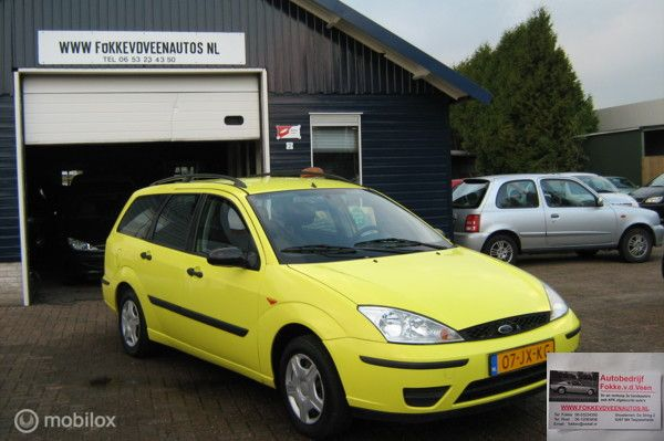 Ford Focus Wagon 1.6-16V Collection Trekhaak, alle inruil mog
