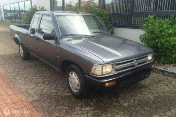 Volkswagen Taro - Toyota Hilux Extra Cab 2.4 D Pick-up