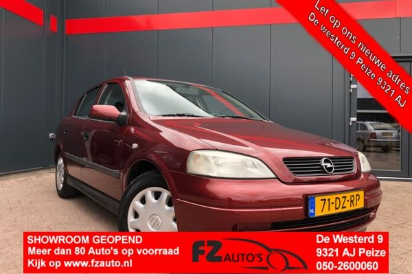 Opel Astra 1.6 Club | Metallic | Trekhaak | 5DRS |