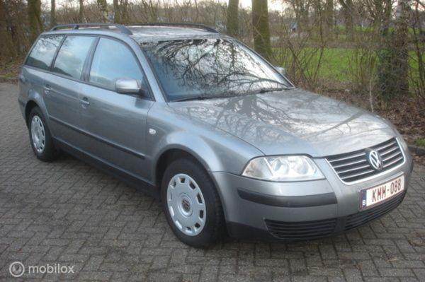 Volkswagen Passat Var. 1.9 TDI 96 KW 4X4 Airco 6 bak 4Motion