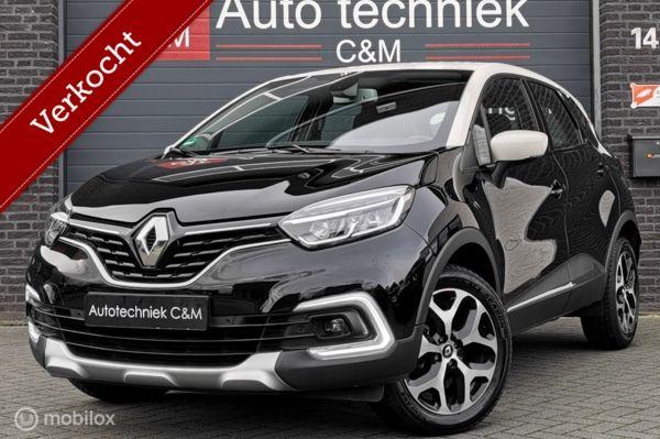 Renault Captur 0.9 TCe Crossliner/Camera/Cruise/Led/Pdc/Navi