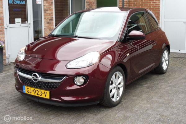 Opel ADAM 1.4 Jam AUTOMAAT,AIRCO,CRUISE CONTROL